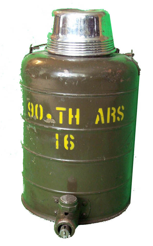 USAAF Unit Marked Coffee Thermos