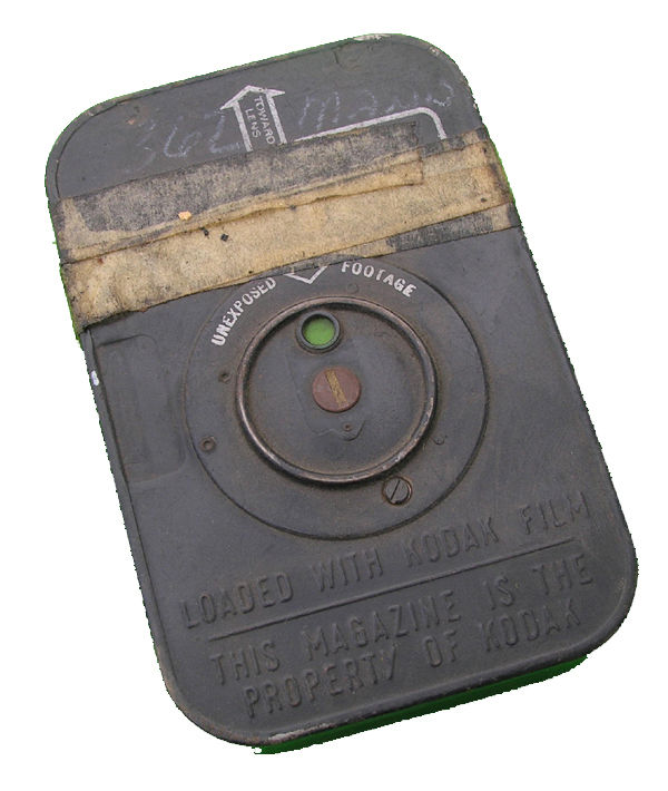 USAAF Gun Camera Film Cartridge