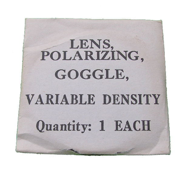 Variable Density Replacement Lenses