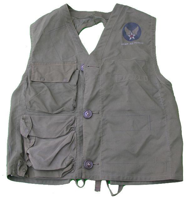 USAAF C-1 Survival Vest