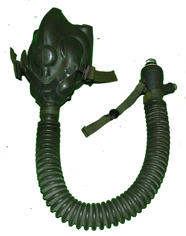 US Navy MS22001 Oxygen Mask