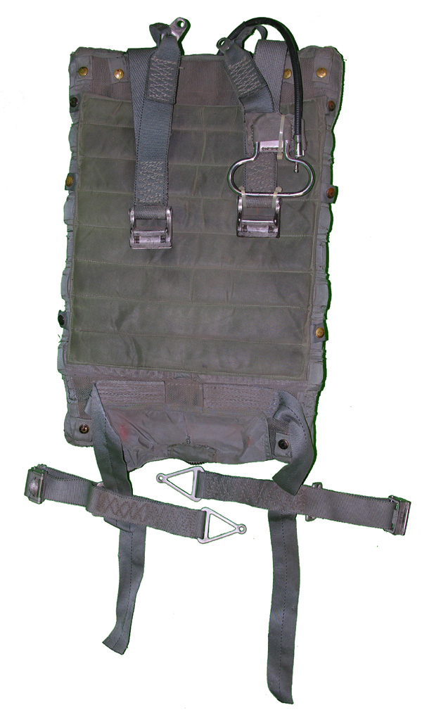 US Navy NB-1 Ejection Seat Parachute Pack