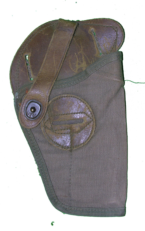 WW2 C-1 Survival Vest Holster