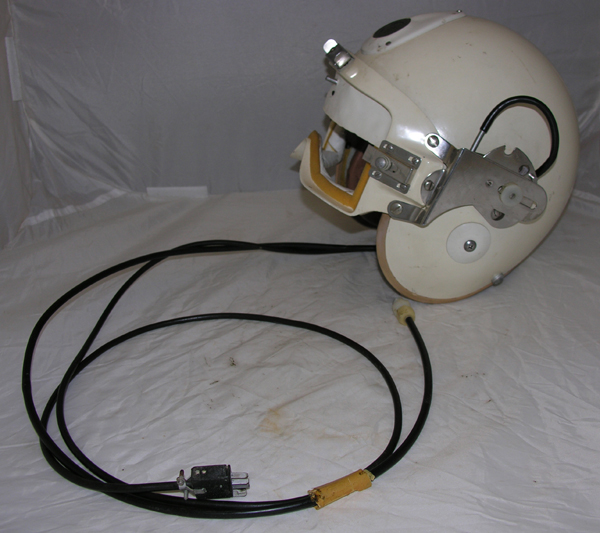RARE US Navy DH-101A Flight Helmet