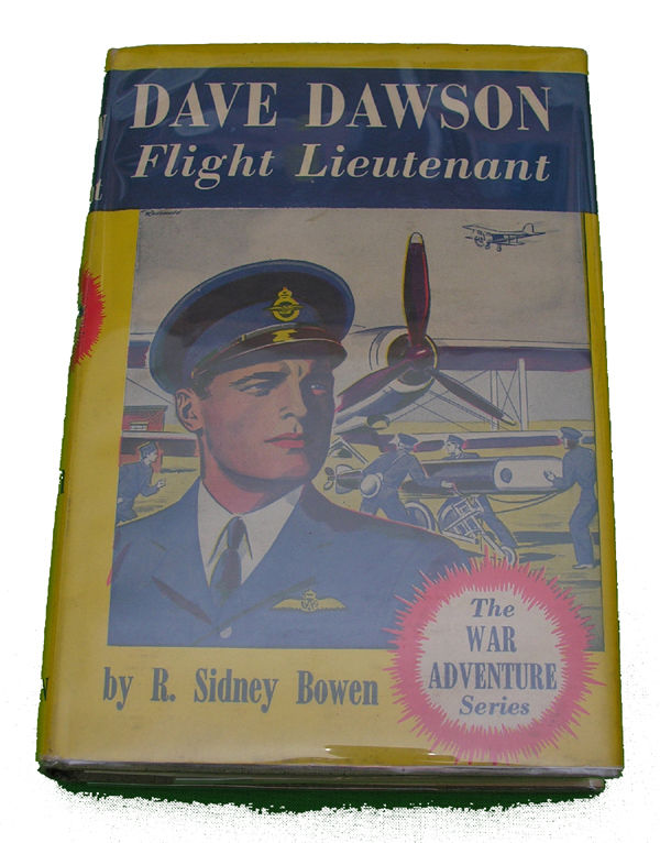 Boys Series Book - Dave Dawson Flight Lieutenant