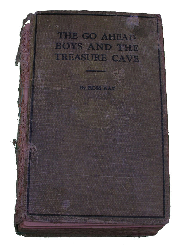 Boys Series Book- The Go Ahead Boys and the Treasure Cave