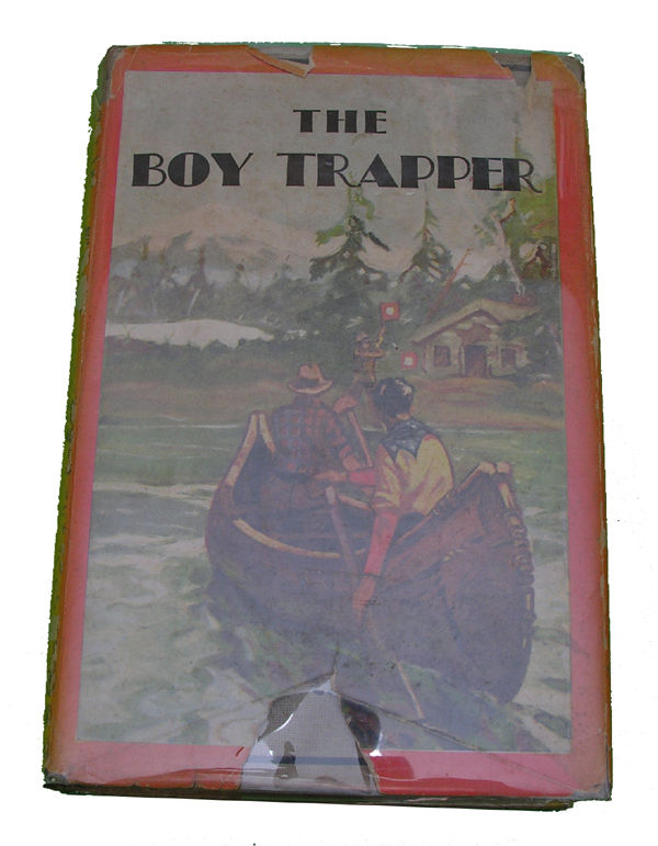 Boys Series Book- The Boy Trapper