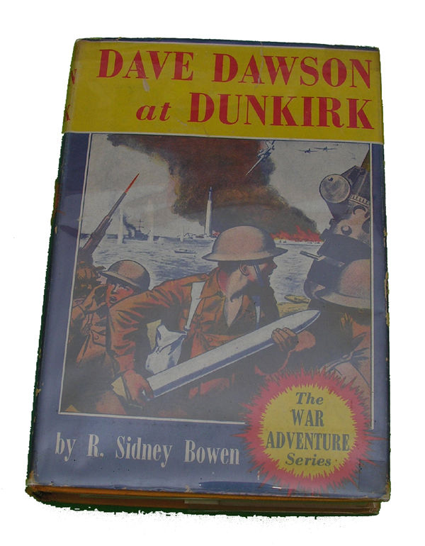 Boys Series Book - Dave Dawson at Dunkirk