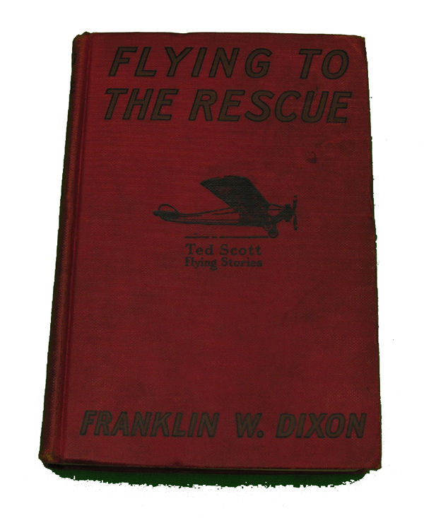 Boys Series Book - Flying to the Rescue