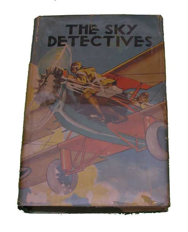 Boys Series Book - The Sky Detectives