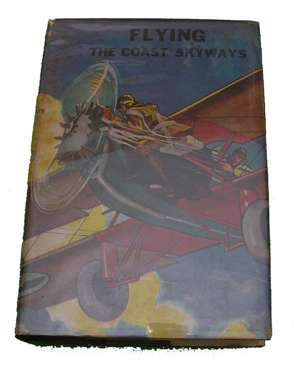 Boys Series Book - Flying the Coast Skyways