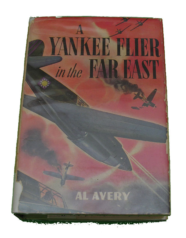 Boys Series Book - Yankee Flier in the Far East
