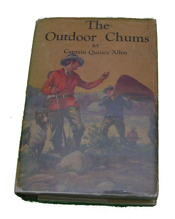 Boys Series Book- The Outdoor Chums