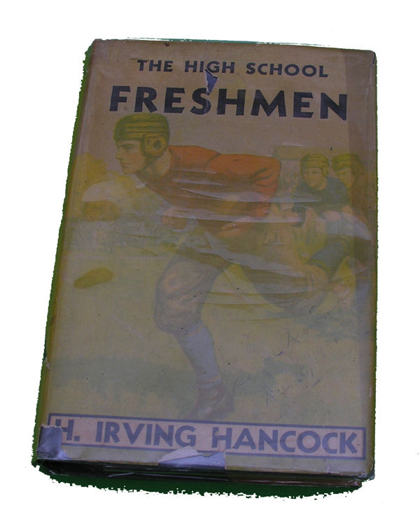 Boys Series Book- The High School Freshmen