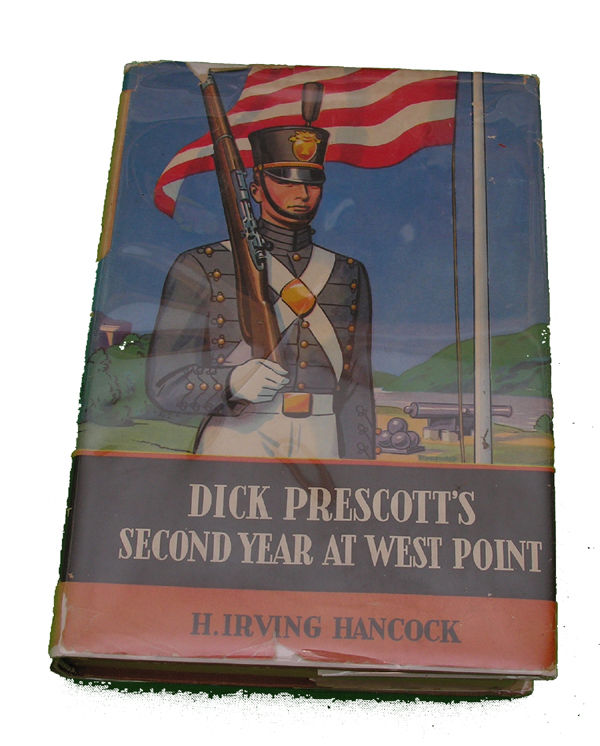 Boys Series Book- Dick Prescotts Second Year at West Point