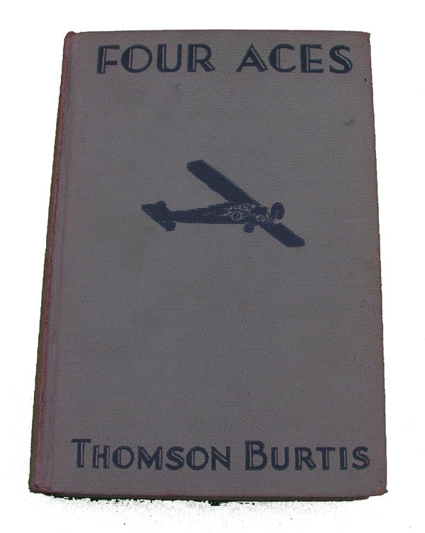 Boys Series Book - Four Aces
