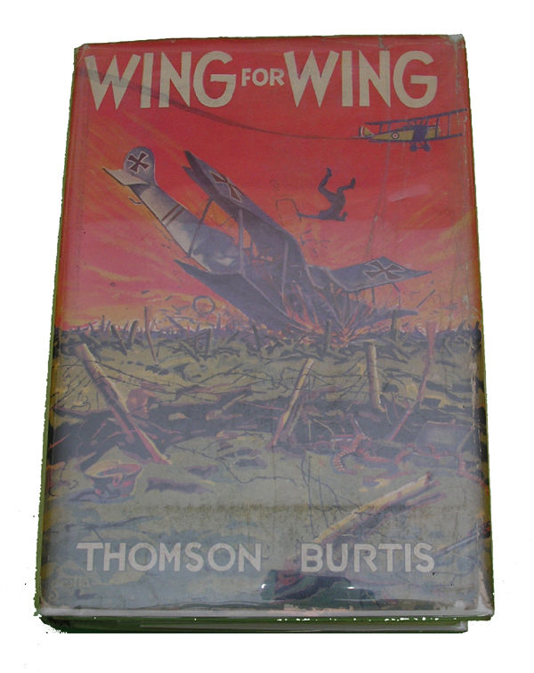 Boys Series Book - Wing for Wing