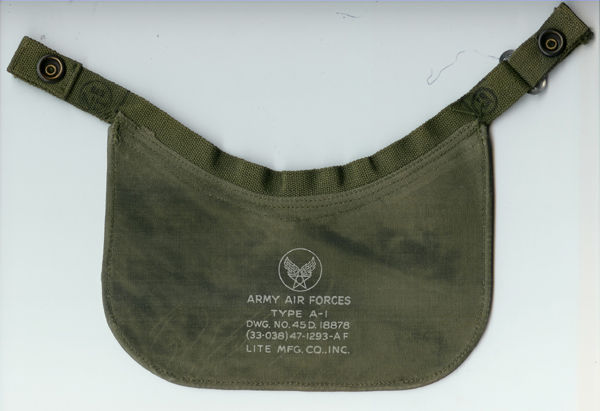 USAAF A-1 Sun Visor for Flight Helmets