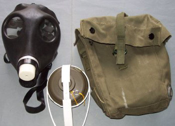 Israeli Civilian Gas Mask with�
