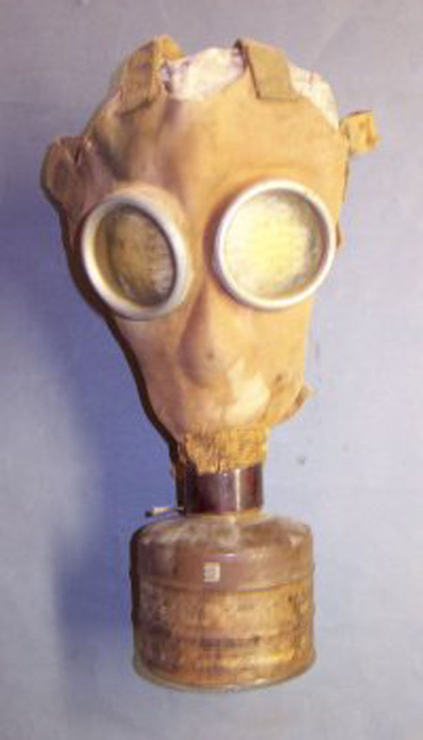 WW2 Japanese Civilian Mask and