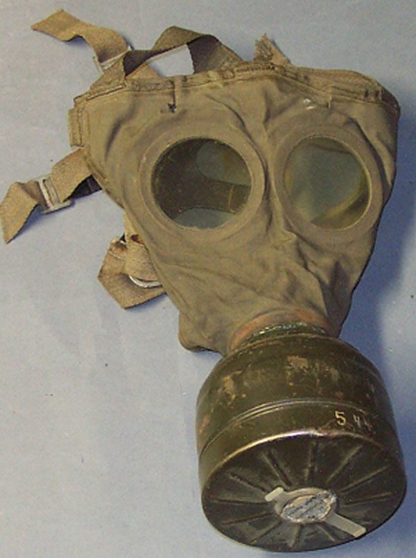 German Civilian Gas Mask