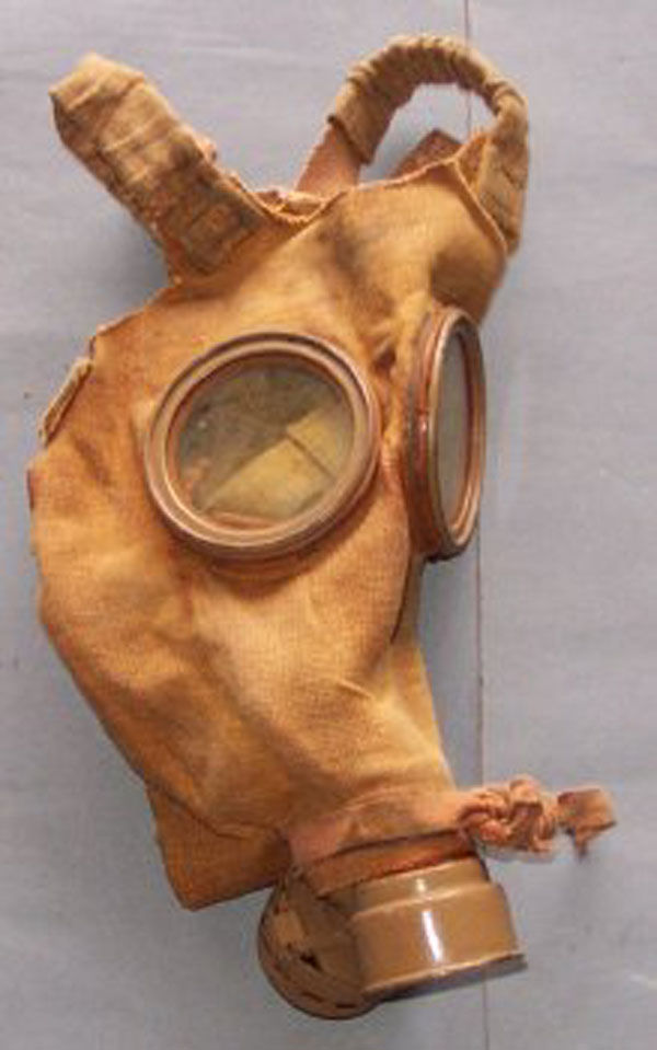WW2 Japanese Civilian Mask