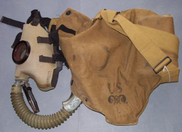 Army MIA2 Service Gas Mask ho