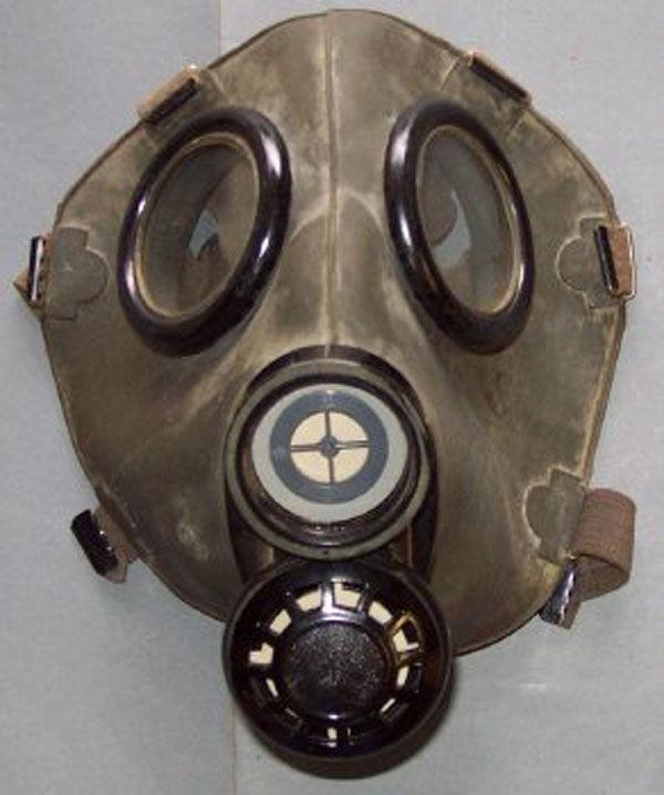 Czech Fatra FM-3 Gas Mask