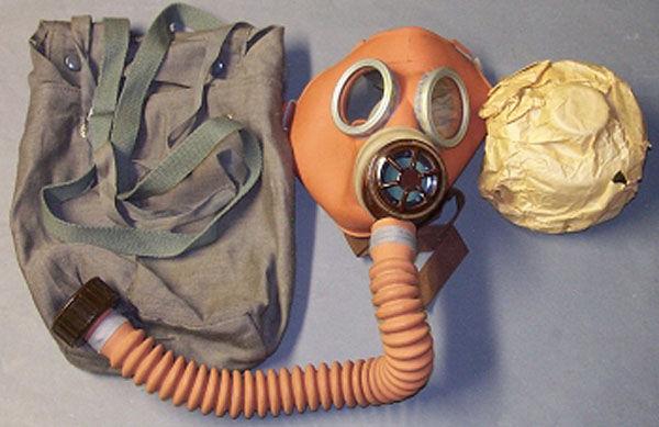 Czech DM-1 with filter hose a