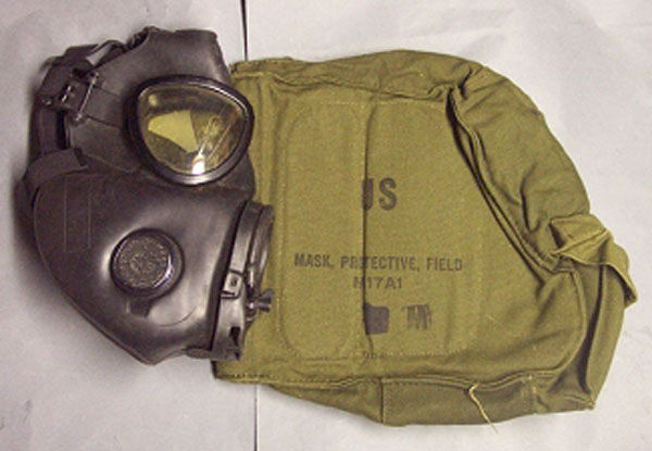 M17 Field Protective Mask fit