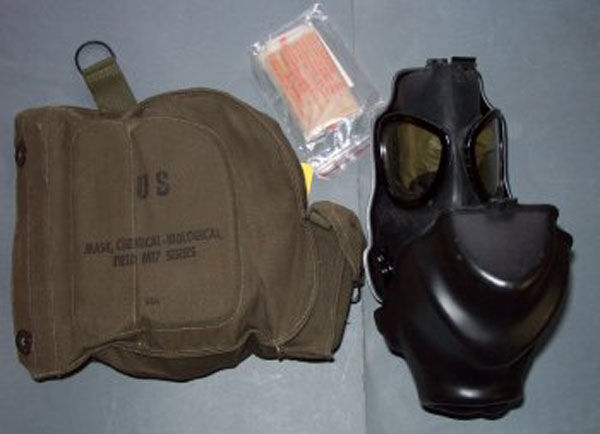 M17 Field Protective Mask f
