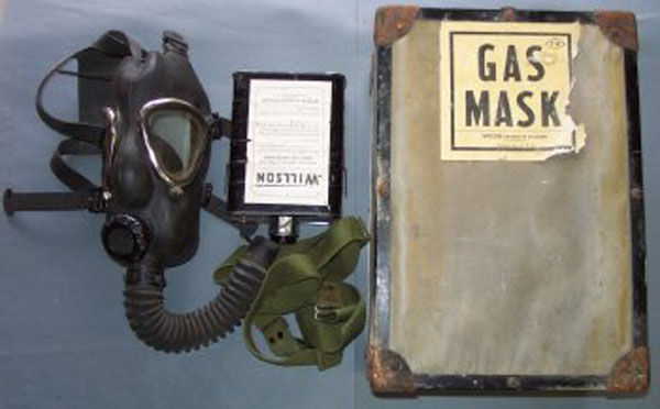 Willson Respirator with filter
