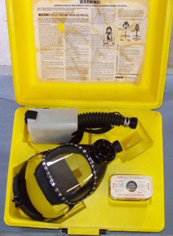 Willson Respirator hose filt