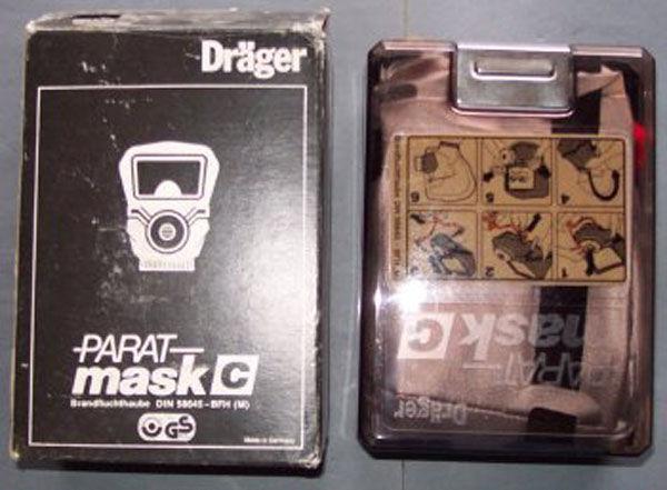 Draeger Parat Mask