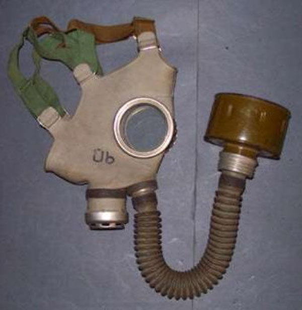 DP-6 Childrens Gas Mask with