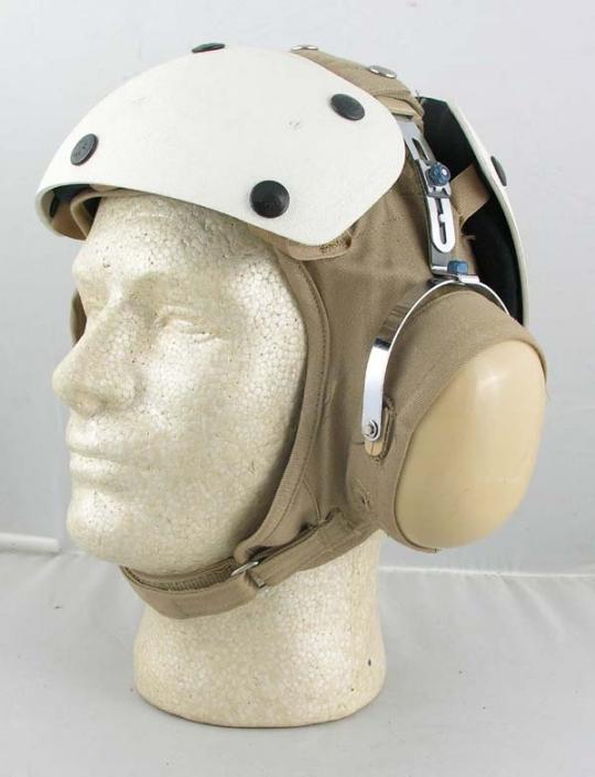 HGU-25/P Flight Deck Crewman's Cranial Impact Resistant Helmet