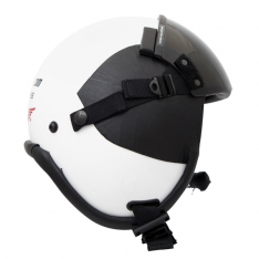 23d45700 New Kevlar Fixed Wing Flight Helmet with Oregon Aero Products!