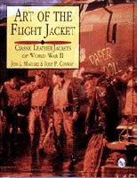 """Art of the Flight Jacket: Classic Leather Jackets of World War II"""