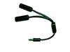 Adapter Cable- G/A Dual Plugs to Mono U-174
