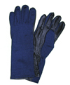 GS/FRP-2 Nomex Flight Gloves, Navy Blue