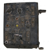 F-4 Aircraft Refueling Control Instrument Side Panel Switch Panel Section