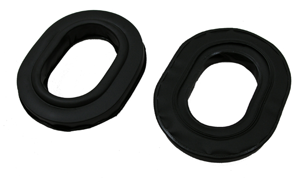 Helmet Silicone Gel Ear Seals, Pair