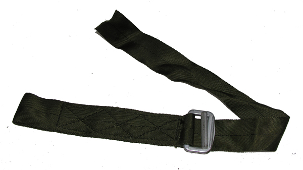 Parachute Strap with Adjusment Buckle
