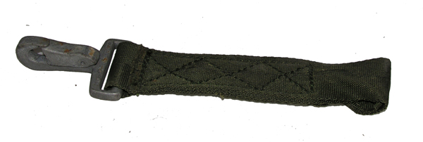 Parachute Strap with Snap Hook