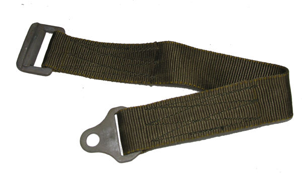 Parachute Strap with Quick Release Hardware and Adjusment Buckle