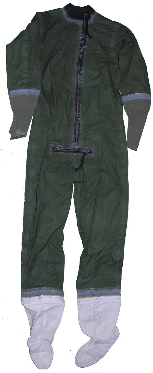 CWU-21A/P Flyer's Anti-Exposure Suit Coveralls
