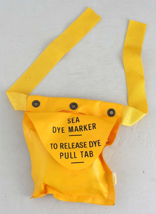 Survival Sea Dye Marker
