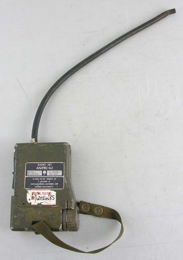 AN/PRC-63 Radio Set