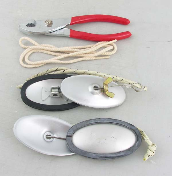 Life Raft Plug Repair Kit