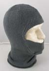 Wool Knit Face Mask